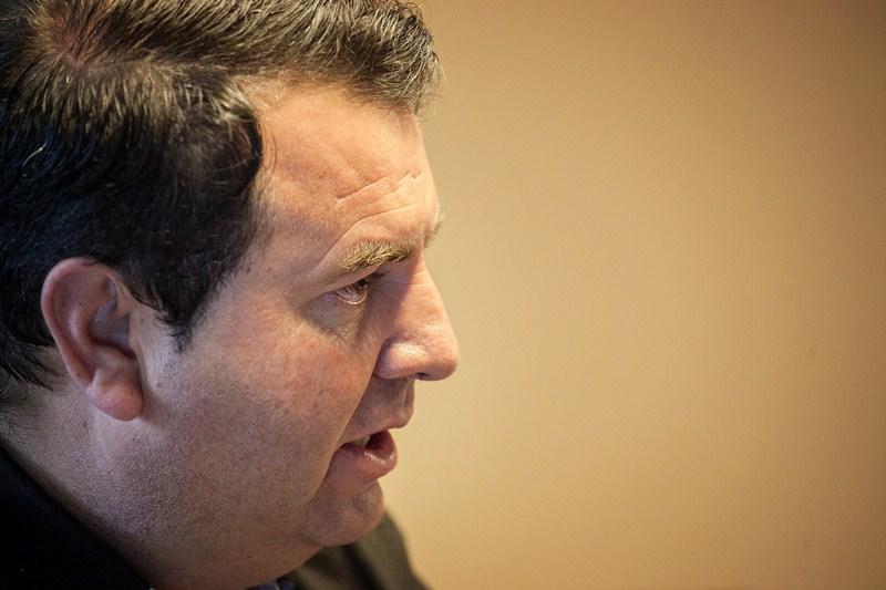 Fermín Correa (PP), alcalde de La Victoria de Acentejo. /  ANDRÉS GUTIÉRREZ