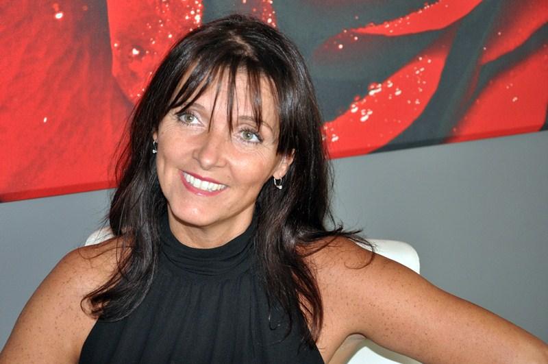 Lenka Vikova, directora general de Canaria Travel. / DA