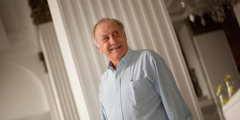 Leopoldo Cólogan, presidente de la Asociación de Productores Europeos de Plátanos (APEB). / FRAN PALLERO