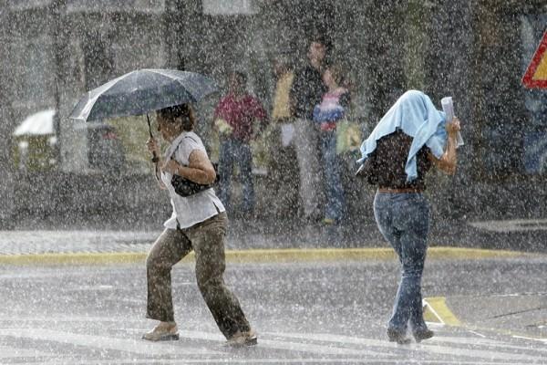 La totalidad de la lluvia en agosto de 2015 se acumuló en la semana del 10 al 17 de agosto.  | SERGIO MÉNDEZ