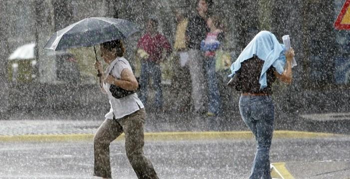 El agosto más lluvioso en Canarias en un siglo