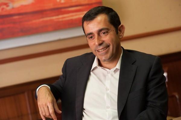 Juan José Martínez es el concejal de Hacienda y Recursos Humanos de Santa Cruz de Tenerife. / FRAN PALLERO