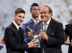 El jugador del FC Barcelona, Lionel Messi./ REUTERS