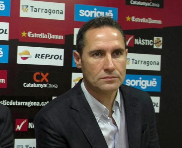 El entrenador tarraconense aludió a la aclimatación de su equipo para jugar en Tenerife| DA