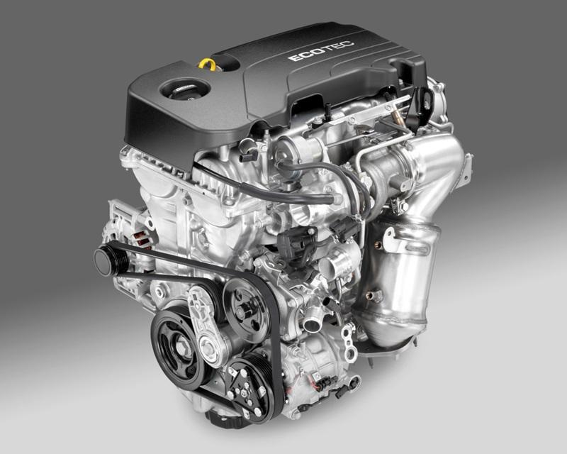 El nuevo motor 1.4 ECOTECT  de aluminio pesa 10 kilos menos que el que el actual de acero forjado. | DA