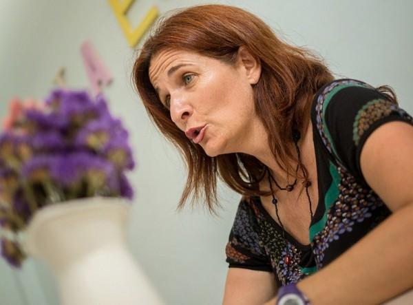 Gema Fernández es una de las coordinadoras de este proyecto. / A.G