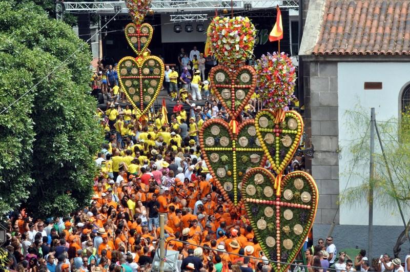 Esta tradición ha sido declarada Bien de Interés Cultural (BIC). / M.P.P.
