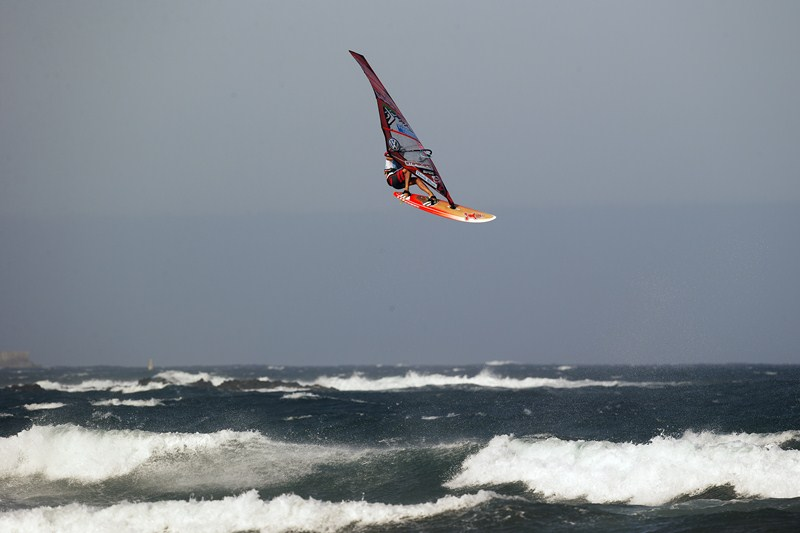 El espectáculo está asegurado en el campeonato del Mundo que se celebra en Tenerife. / DANIEL BRUCH
