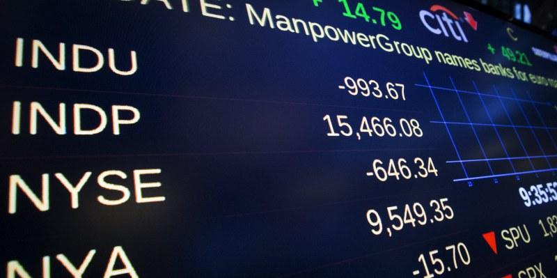 Wall Street bolsa