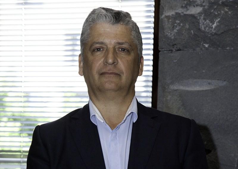 """""""La pobreza en Canarias no es solo por la crisis, hay un problema que es estructural"""". / R.R."""
