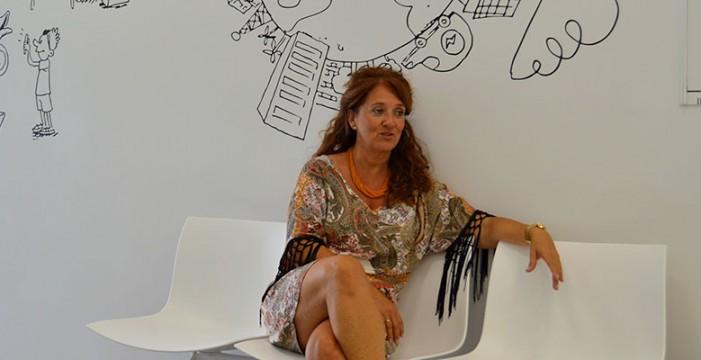 """Carmen de Miguel: """"Estamos impulsando que los hoteles cambien los conceptos"""""""