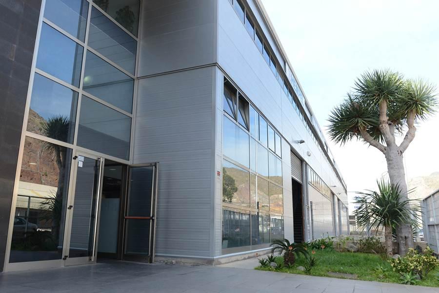 La nueva dotación estará ubicada junto al espacio previsto por el Gobierno insular para el coworking. | SERGIO MÉNDEZ