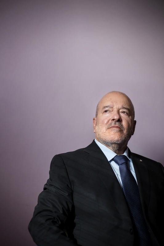 """""""Acabo de salir del concurso de acreedores, estoy vivo  y con ganas"""". / ANDRÉS GUTIÉRREZ"""