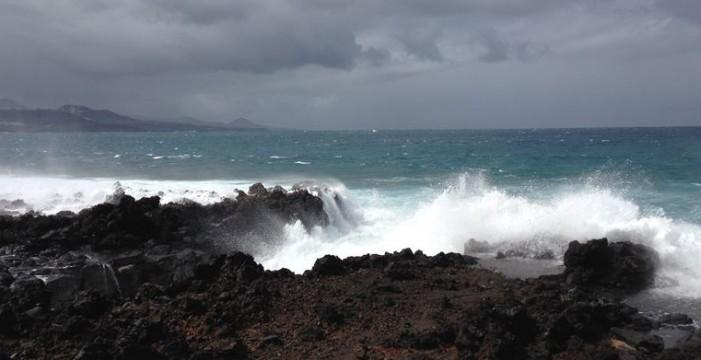La provincia tinerfeña, en aviso amarillo por fenómenos costeros adversos