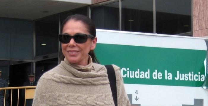 Isabel Pantoja abandona la cárcel tras firmar su permiso para disfrutar de la libertad condicional