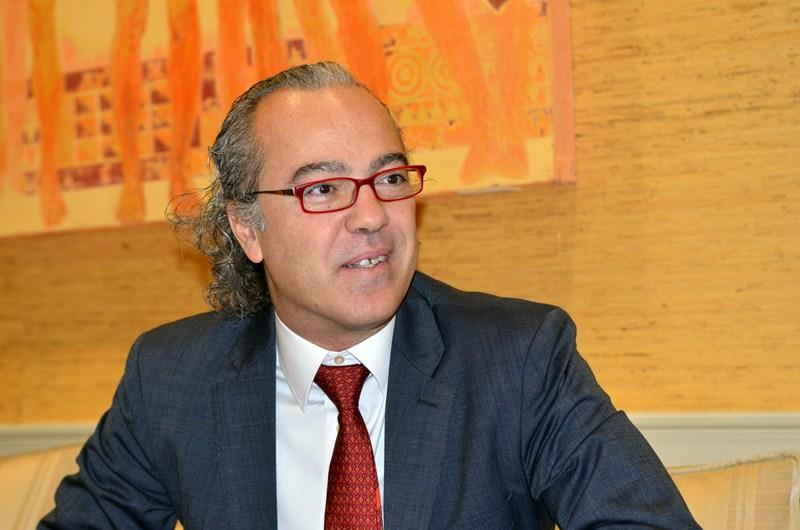 El nuevo consejero de Sanidad, Jesús Morera, ha cumplido ya uno de sus primeros compromisos. / FRAN PALLERO
