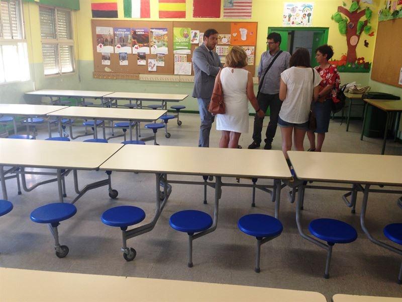 Las partidas para educación en el Archipiélago vuelven a crecer tras varios años de recortes. / EP