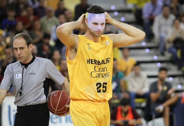 Ian O'Leary militó las dos últimas temporadas en el Herbalife Gran Canaria  CANARIAS 7