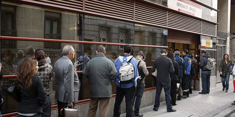 Canarias saca un sobresaliente en materia de empleo for Oficina virtual empleo canarias