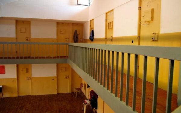 El centro penitenciario llegó a tener 1.593 presos en 2008. / DA