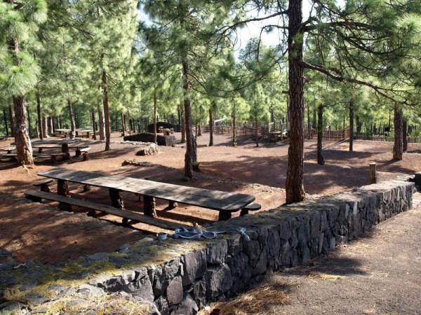 Las áreas recreativas complementan la oferta de servicios de las zonas de acampada. / DA