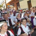 Público y participantes disfrutaron de la fiesta típica arafera . / DA
