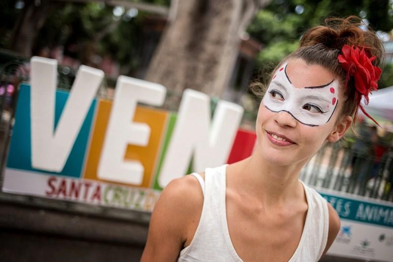02/08/2015  Evento VEN A SANTA CRUZ por las calles del casco de Santa Cruz de Tenerife