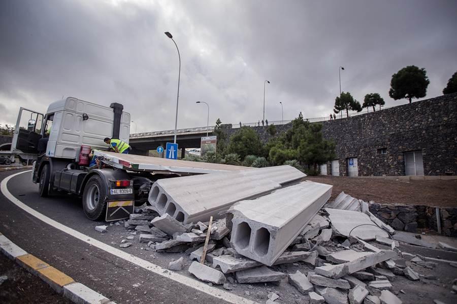 ImageImagen del accidente del camión en guajara. | ANDRÉS GUTIÉRREZn del accidente del camión en guajara. | ANDRÉS GUTIÉRREZ