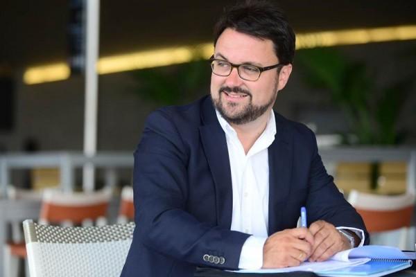 Asier Antona, secretario general del PP de Canarias. | SERGIO MÉNDEZ