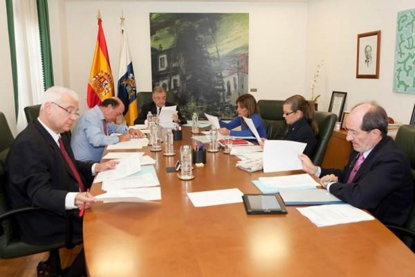 La Audiencia de Cuentas de Canarias realiza la fiscalización externa de la gestión económica, financiera y contable del sector público. | DA