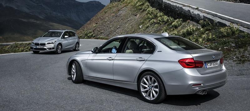 Los nuevos BMW 325xe y BMW 330e, los BMW eDrive de última generación