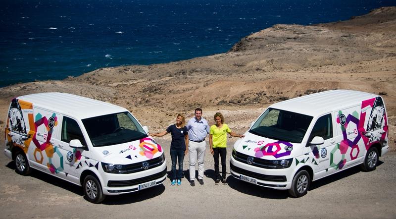 Benigno Hernández Volkswagen Daida e Iballa Ruano