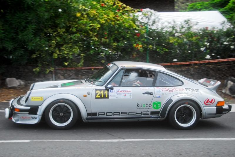Carlos Jorge-Sergio Marrero (Porsche 911)