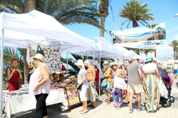 Cientos de turistas participaron en las actividades. | DA