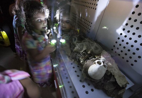 El Museo de la Naturaleza y el Hombre ofrece Espeolomuseología. | DA