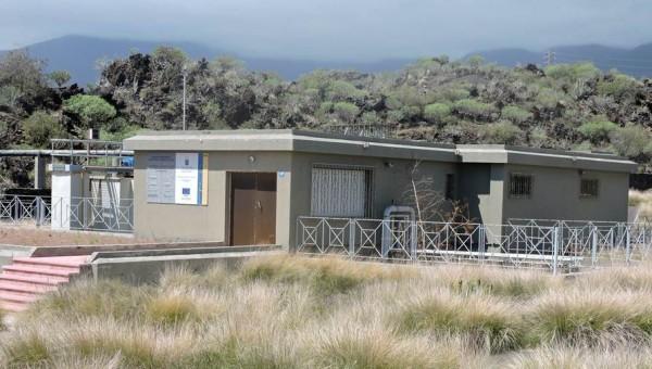 La EDAR del Valle de Güímar muestra un estado de abandono después de 19 años sin utilizarse. | NORCHI