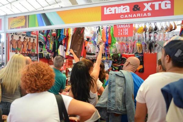 Se trata de una de las ferias con mayor afluencia de público en el Recinto Ferial. | S. MÉNDEZ