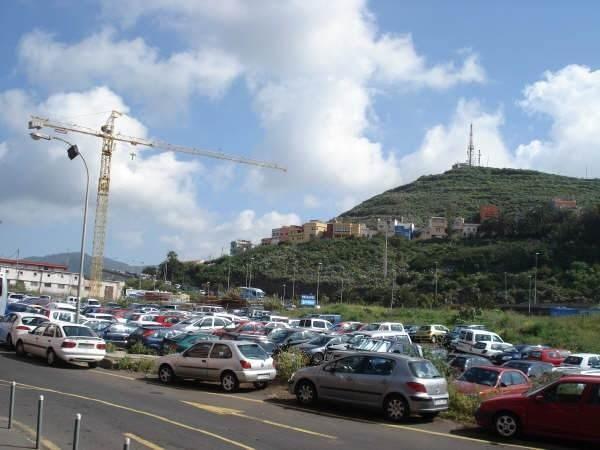 Las Quinteras cuenta con unas 250 plazas de aparcamiento. | DA