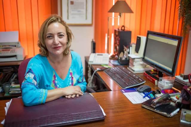 Marlene Martín. | ANDRÉS GUTIÉRREZ