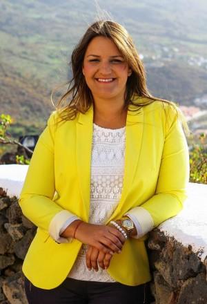 Melissa Armas (AHI-CC), alcaldesa de La Frontera. | DA