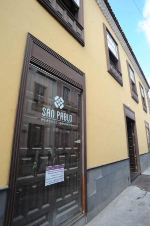 El mercado de San Pablo cerró sus puertas el pasado abril. | J. G.