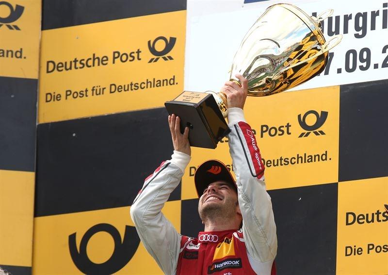 Miguel Molina Audi DTM