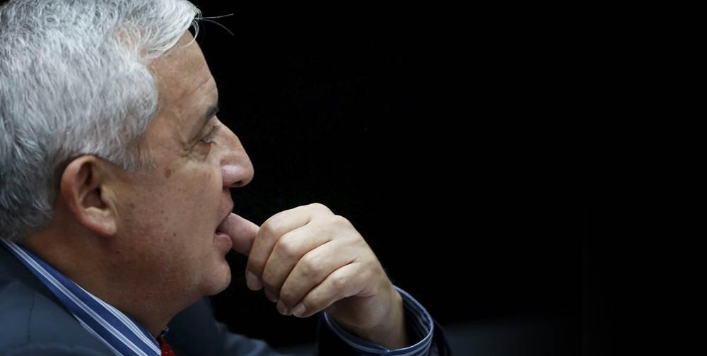 Otto Perez Molina, presidente de Guatemala.   REUTERS