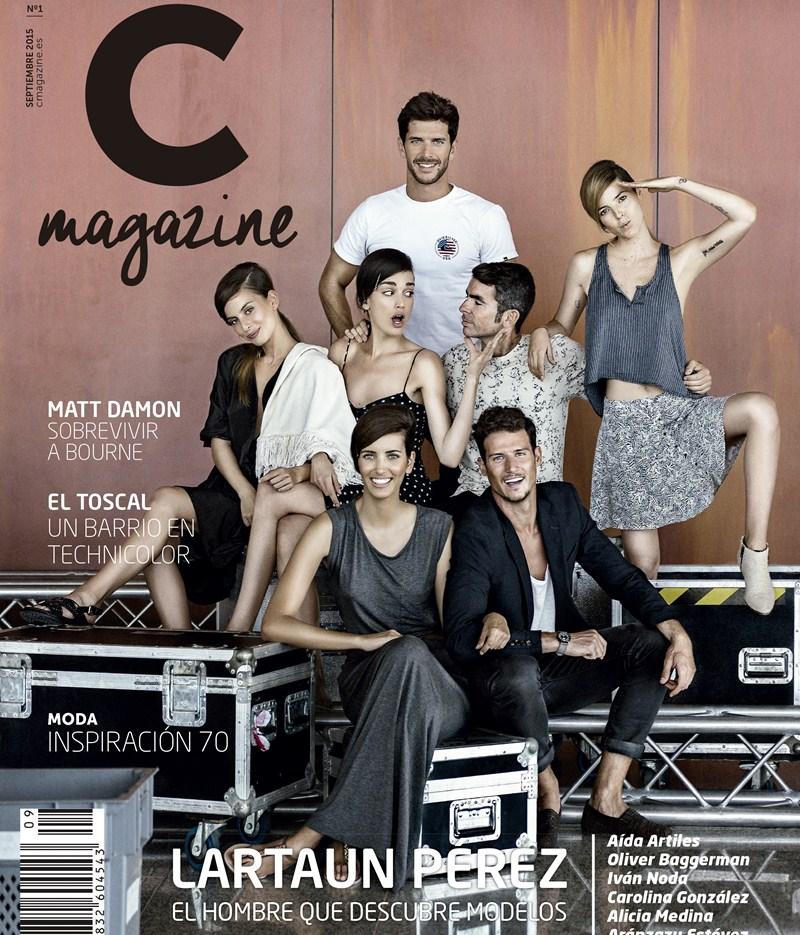 Revista C Magazine -N1-.indd