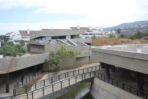 El pabellón de visitantes, con una superficie de 14.000 metros, supondrá un salto de calidad en la oferta.   DA
