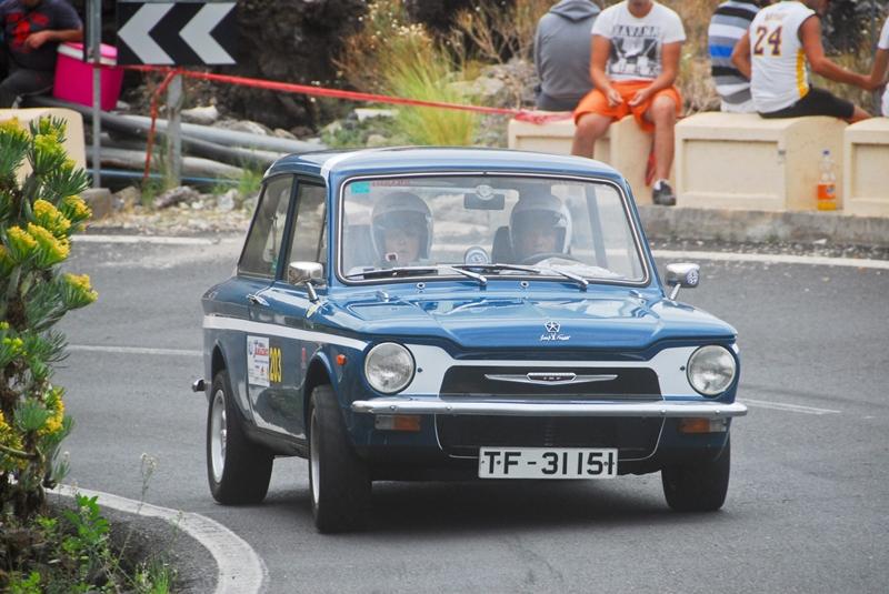Pablo Díaz-María Celeste Díaz Hillman Imp. Trofeo 50