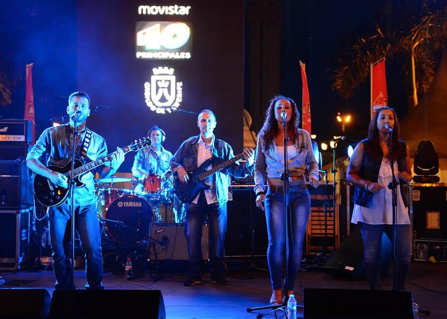 Más de 50 grupos musicales actuaron en nueve escenarios. | S. M.