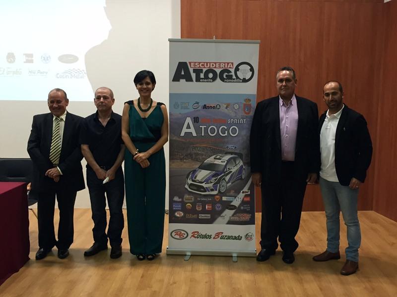Rally Sprint de Atogo