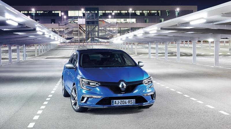 Nuevo Renault Megane GT