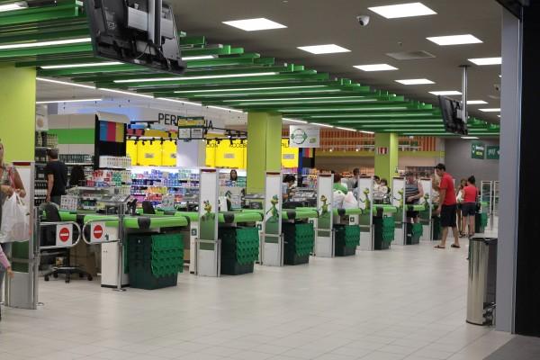 Supermercado donde ocurrieron los hechos. | GERARD ZENOU